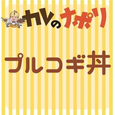 【テイクアウト】並 プルコギ丼