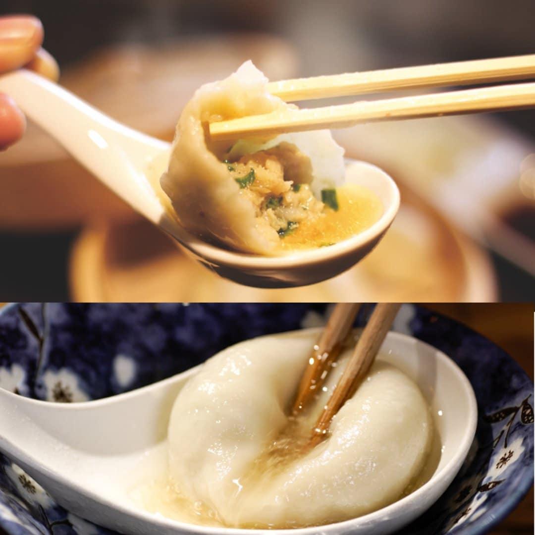 【店内】単品5個・焼き餃子/水餃子のイメージその2