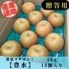 [予約商品]豊水梨/5㎏/5Lサイズ/10個入り