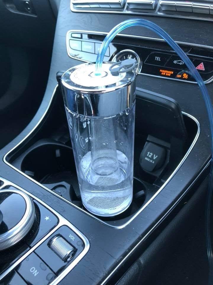 【アスリート限定】【3つの無料/安心サポート付】ダブル水素ボトル レンタルのイメージその3