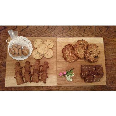 【オーガニック・ヴィーガン】クッキーアソート5種