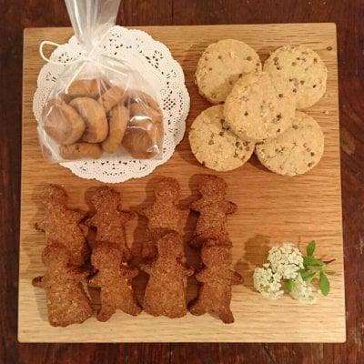 【オーガニック・ヴィーガン】クッキーアソート3種