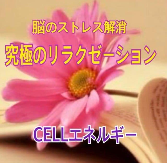 CELL*セルエネルギー(究極のリラックス、脳のストレス解消)を体感したい方*どなたでも受けられます ZOOMのイメージその1