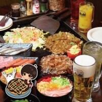 【現地払い専用】れんちゃんスペシャルコース 〈コース料理7品+飲み放題🅰プラン付〉