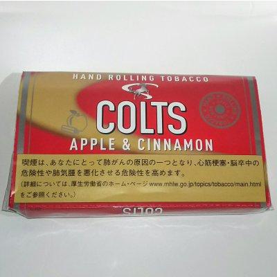 ○新発売 COLTS APPLE&CINNAMON