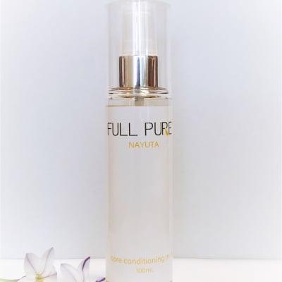 【新発売】少量限定販売 高品質フルボ酸配合・フルピュア最高級化粧品 コアコンディショニングミスト(化粧水) 天然由来成分100%