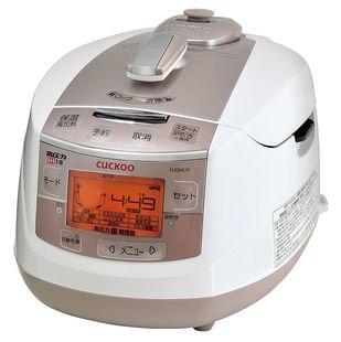 【超高圧発芽玄米炊飯器】クックニュー圧力名人