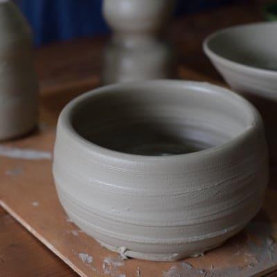 英語 陶芸教室