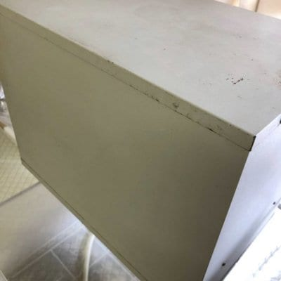 紫外線保管庫