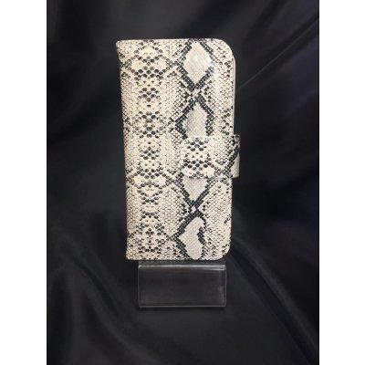 ■送料無料■貴重!!iPhone7対応★人気のパイソンプリント手帳型ケース♪全3色 566