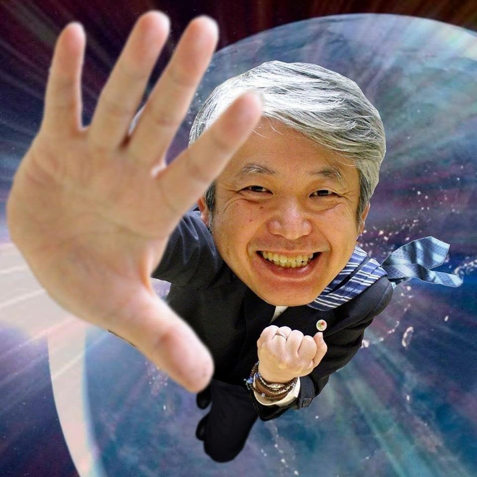 篠原明夫先生のスピーカートレーニングのイメージその1