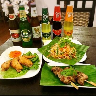 タイ料理とお豆腐パーティ!