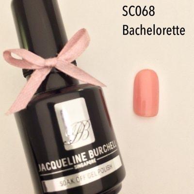 【セルフネイルに簡単!】カラージェル SC068 Bachelorette