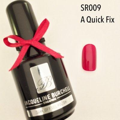 【セルフネイルに簡単!】カラージェル SR009 A Quick Fix