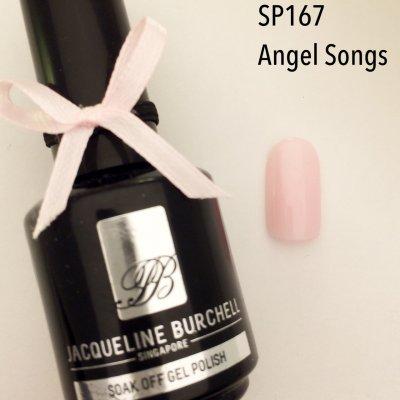 【セルフネイルに簡単!】カラージェル SP167 Angel Songs