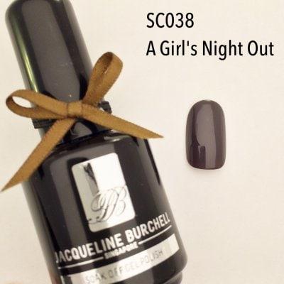 【セルフネイルに簡単!】カラージェル SC038 A Girl's Night Out