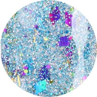 【ダイヤモンドグリッター】ジェルネイル ジェルカラープロ SG115 Disco