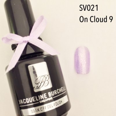 【セルフネイルに簡単!】カラージェル SV021 On Cloud 9