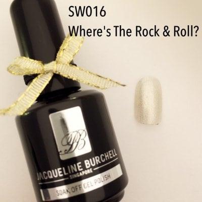 【セルフネイルに簡単!】カラージェル SW016 Where's The Rock & Roll?