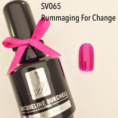 【セルフネイルに簡単!】カラージェル SV065 Rummaging For Change