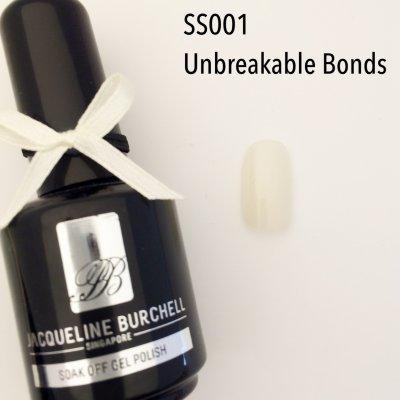 【セルフネイルに簡単!】カラージェル SS001 Unbreakable Bonds