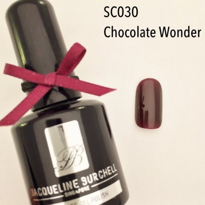 【セルフネイルに簡単!】カラージェル SC030 Chocolate Wonder