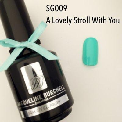 【セルフネイルに簡単!】カラージェル SG009 A Lovely Stroll With You