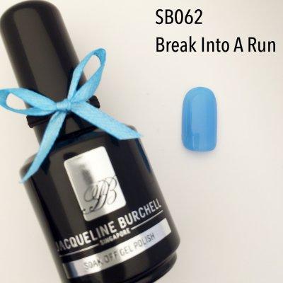 【セルフネイルに簡単!】カラージェル SB062 Break Into A Run