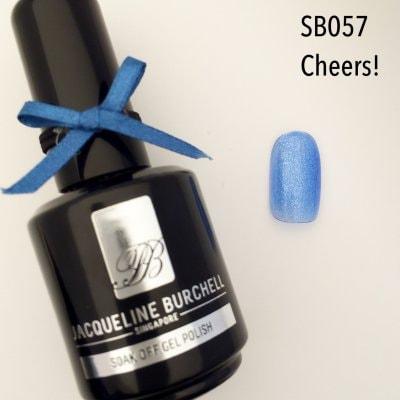 【セルフネイルに簡単!】カラージェル SB057 Cheers!