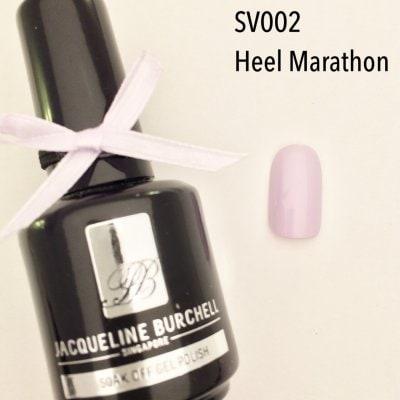 【セルフネイルに簡単!】カラージェル SV002 Heel Marathon
