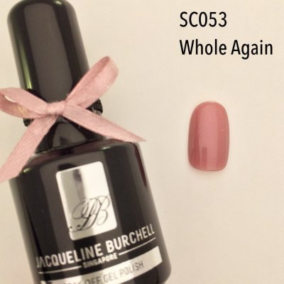 【セルフネイルに簡単!】カラージェル SC053 Whole Again