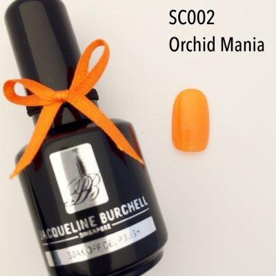 【セルフネイルに簡単!】カラージェル SO002 Orchid Mania