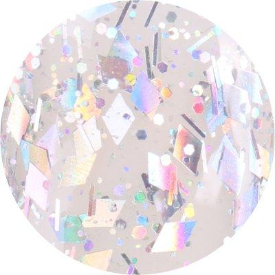 【ダイヤモンドグリッター】ジェルネイル ジェルカラープロ SW120 Confetti Shower