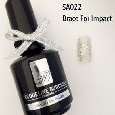 【セルフネイルに簡単!】カラージェル SA022 Brace For Impact