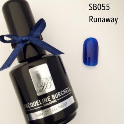【セルフネイルに簡単!】カラージェル SB055 Runaway