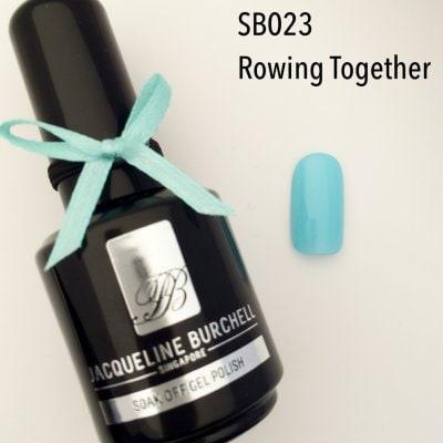 【セルフネイルに簡単!】カラージェル SB023 Rowing Together