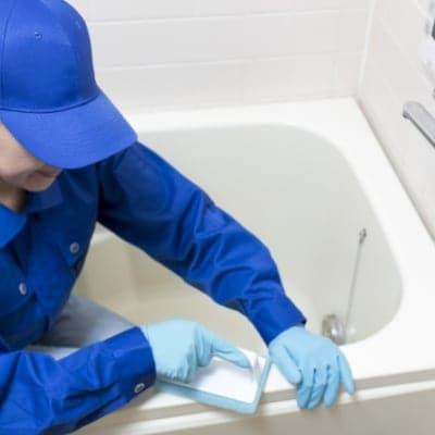 浴室(ユニットバス)クリーニング清掃