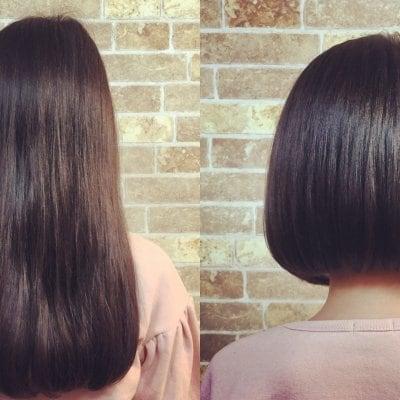 【店頭で支払い】再現性抜群!あなたの髪質を考慮したお悩み解決カットのイメージその6