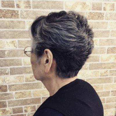 【店頭で支払い】再現性抜群!あなたの髪質を考慮したお悩み解決カットのイメージその3