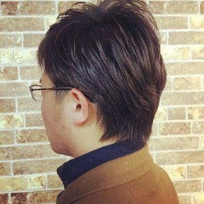 【店頭で支払い】再現性抜群!あなたの髪質を考慮したお悩み解決カットのイメージその5