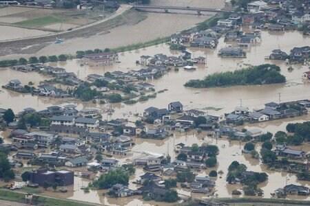 豪雨被害被災者の皆さんを応援しますのイメージその1