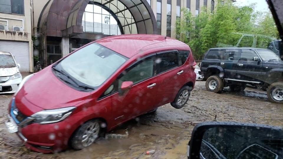 豪雨被害被災者の皆さんを応援しますのイメージその3