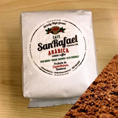 【入荷待ち!】【ホンジュラスコーヒー 237g (8oz) ミディアムロースト・中挽き】Honduran Coffee 237g (8oz) Medium Roast Medium Ground Coffee※賞味期限切れのため現在半額