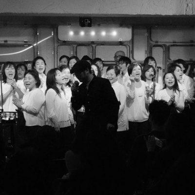 Soul-Jam! ゴスペルライブでJoyful Joyfulを歌おう