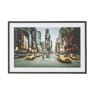 【ニューヨークイエローキャブ】アートパネル 壁掛け