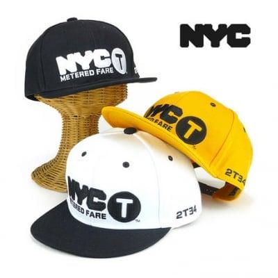 NYCライセンスTAXIBBキャップ ヤング帽子