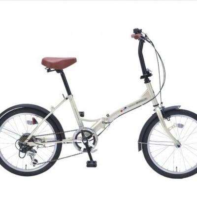 マイパラス 折畳自転車 20インチ6ギア(M-209)