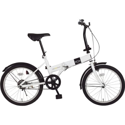 【送料無料】折り畳み自転車|シボレー(FDB20R MG-CV20R)