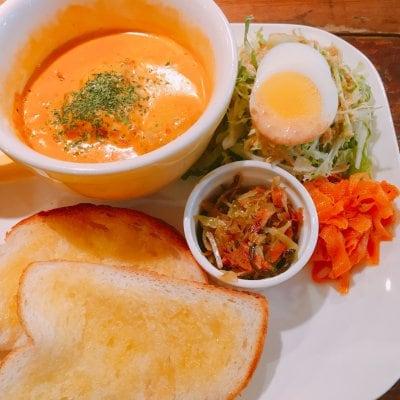 【店頭払いのみ】ランチタイム お豆腐ハンバーグ