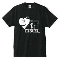 【11月11日・ライブ会場販売用】映介Tシャツ(黒)